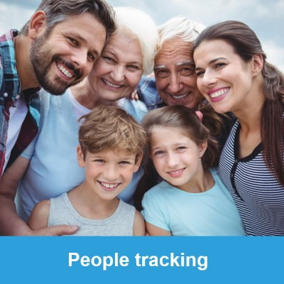 People tracking