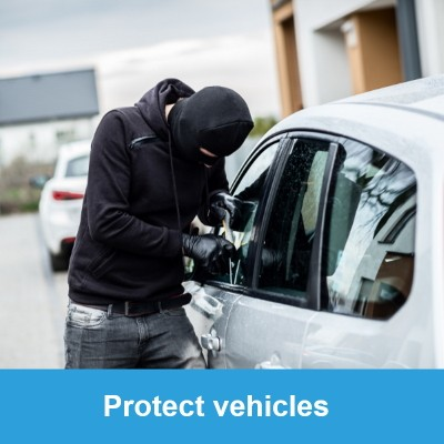 Protect vehicles